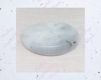Grey Agate Pebble/Gallet