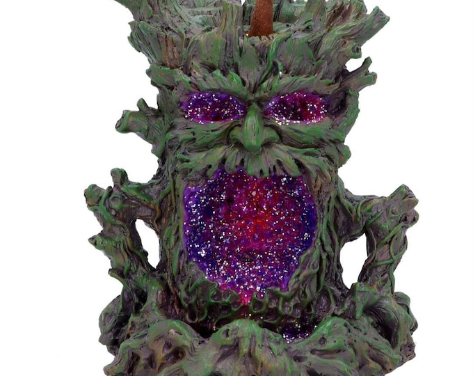 Tree Spirit Backflow Incense Burner
