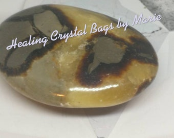 Septarian Gallet, Septarian Pebble