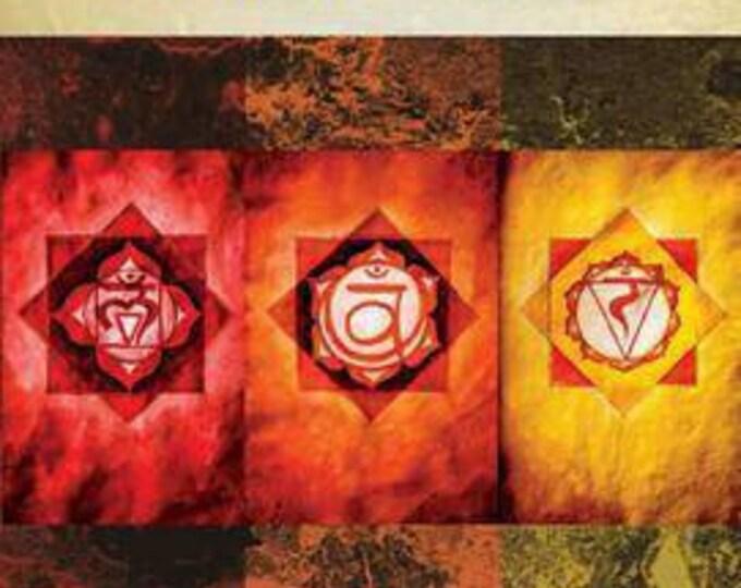 Chakra Reading Card Deck By Rachelle Charman