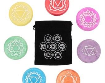 Chakra Meditation stones