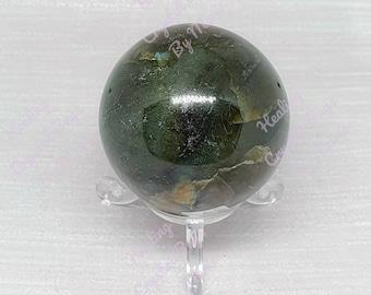Labradorite  Sphere 50mm Crystal  Ball
