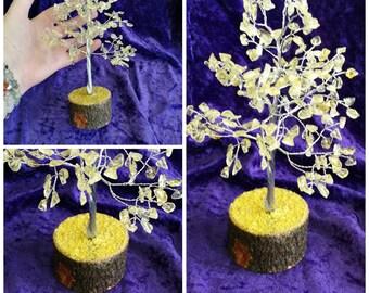 Citrine Gem Tree