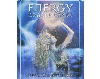 Energy Oracle Cards by Sandra Ann Taylor