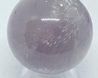Amethyst Sphere 30mm crystal ball Crystal Healing Chakra Healing