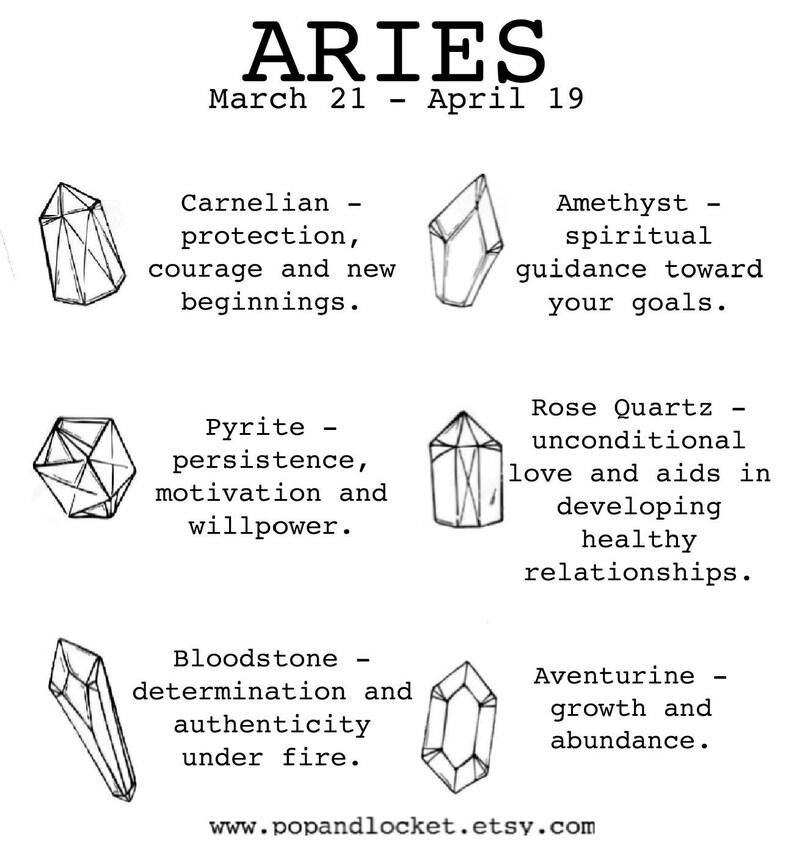 Aries zodiac healing crystal stud earring set in sterling silver horoscope earring set copper or brass astrology earring set