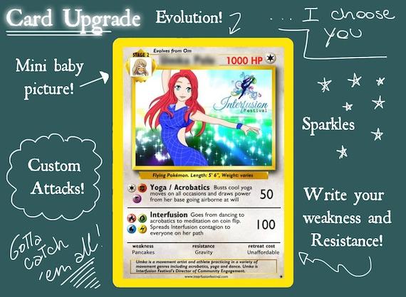 Les Gens Comme Cartes Pokemon Etsy