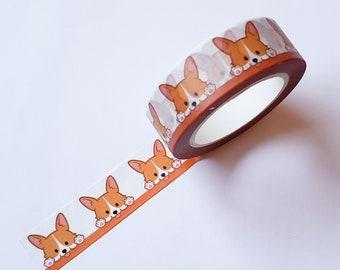 Dog Lover Washi Tape SampleHappy PlannerPlanner SpreadsJournalingScrapbookingFur Baby