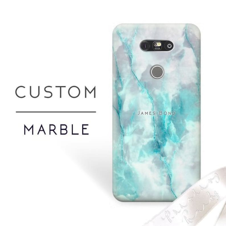 100% authentic 34251 d090c Blue marble LG V40 case lg stylo 4 case lg g7 thinq case lg g6 phone case  LG V30 marble lg v20 case personalized lg g5 case lg stylo 2 154