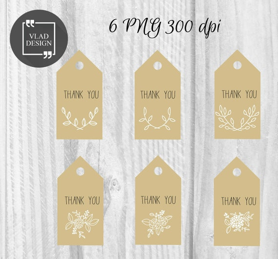 photo regarding Thank You Tag Printable titled 6 Printable Thank on your own Tags, Due Tags, Favors tag, Rustic tags, Getaway tags, Owing labels