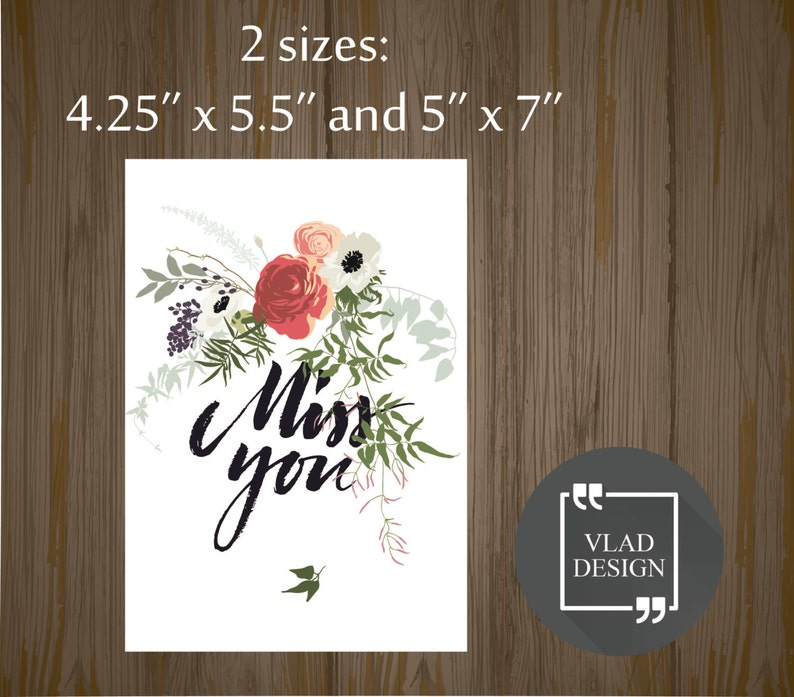 image relating to Printable Miss You Cards titled Printable Overlook your self card Reward card Printable playing cards Instantaneous obtain Do it yourself Tumble inside get pleasure from card