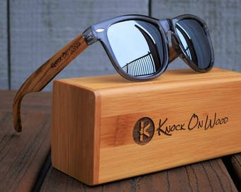 111811256df Haight Wood - Polarized Bamboo Sunglasses for Men and Women