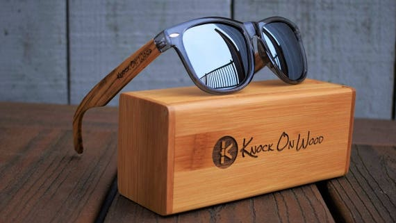 ec400cd63f Haight Wood Polarized Bamboo Sunglasses for Men and Women
