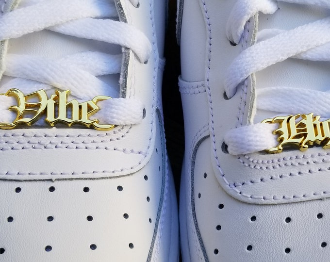 Vibe High Shoe Lace Charms