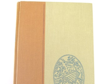 Jack and Jill, Louisa May Alcott, Literary Guild Junior Deluxe Edition, 1956, Vintage Classic Illustrated Young Adult Novel