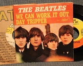 Collectible 45rpm Vinyl Records 7 Inch Various Titles Artist Some w Original Sleeves Vintage Oldies 1950 39 s thru 1970 39 s