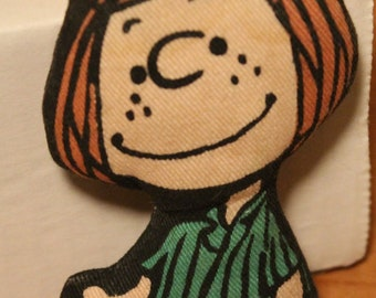 peppermint patty doll etsy