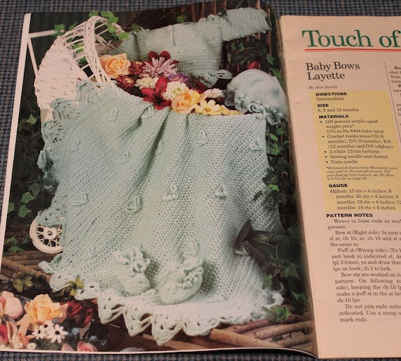 Crochet World Crochet Patterns Doilies Place Mats Etsy