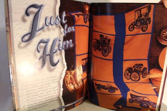 1996 Annie Lieblings Afghanen häkeln Musterbuch Annie ist | Etsy