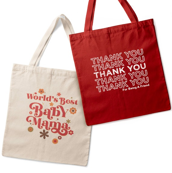 Always Be A Little Kinder Than Necessary Sustainable Cotton Tote Bag