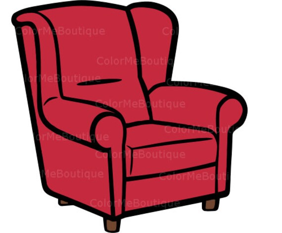 Magnificent Armchair Recliner Clipart Home Interior And Landscaping Ologienasavecom