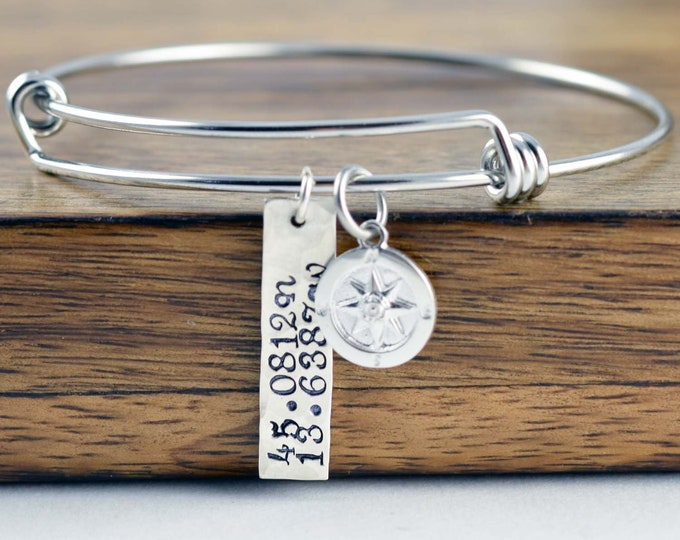 Graduation Day Gift, Class of 2019, Gifts For Her 2019, Graduation Gifts For Her, Personalized Graduation Gifts, Coordinate Bracelet