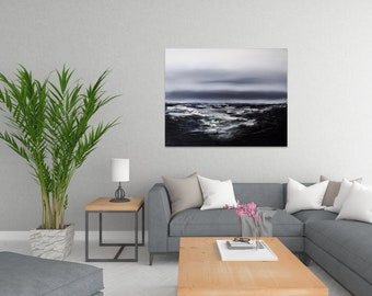 Vacance 24 x 30 inches. Textured Acrylic Seascape painting, Landscape painting, Abstract art, original art, modern art, Home decor, Wall art