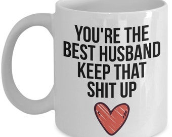 Husband Mug Gift For Christmas Birthday Funny Present