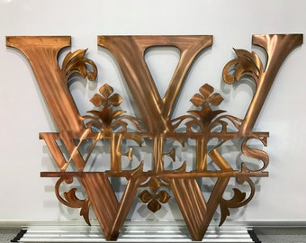 Custom Initial with Last Name