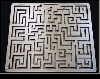 Russian Nesting Maze Puzzle Box Russian Doll Puzzle Maze