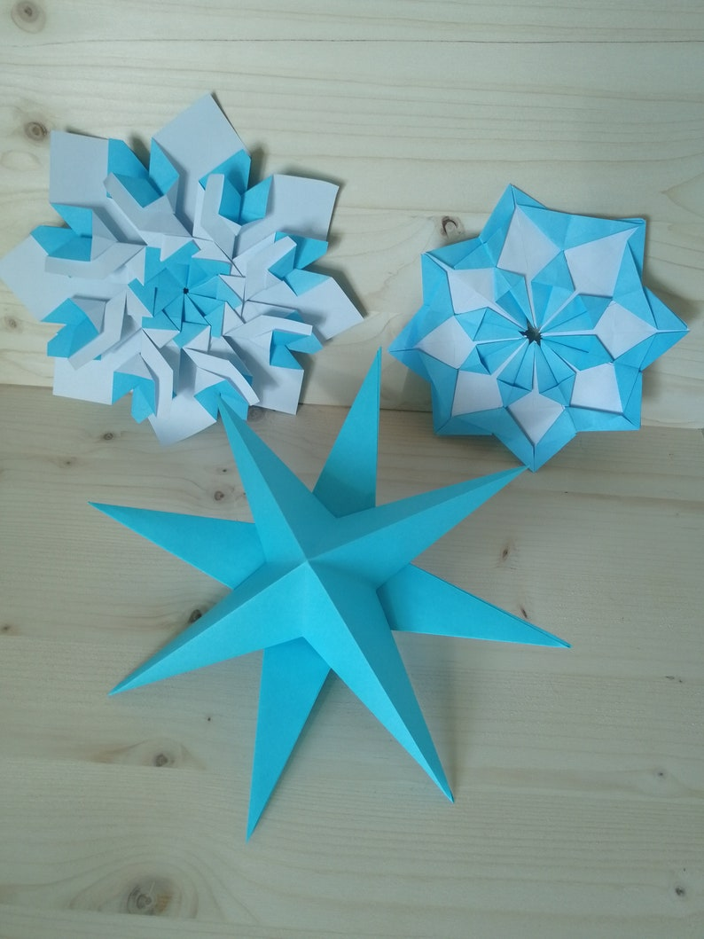 15pcs Set winter decorations for partys weddings or as home image 0