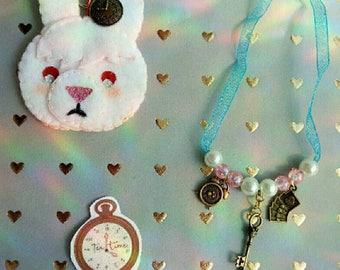 Alice in Wonderland (White Rabbit)
