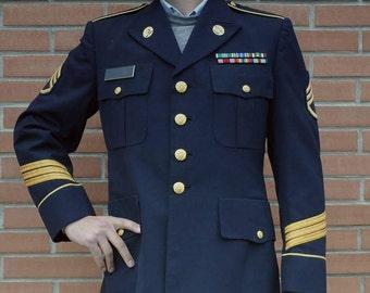 Us Army Full Dress Blue Uniform