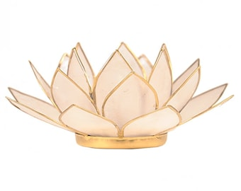 Lotus Candle Holder Etsy