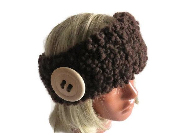 Häkeln Stirnband Frauen Winter warme Ohren stricken Ohr wärmer   Etsy