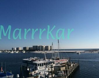 A Day at the Marina