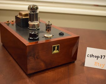 Bottlehead Crack 1.1 OTL Headphone Amplifier with Speedball Upgrade Quality Build - Service Price Only