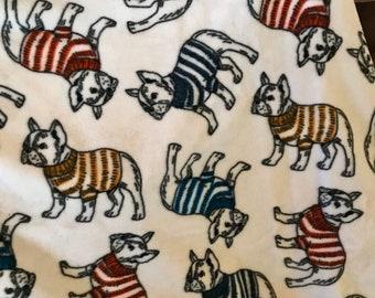 Bulldog Francese Art Print Pittura BULL DOG regali di compleanno Frenchie-Dimensioni Opzione