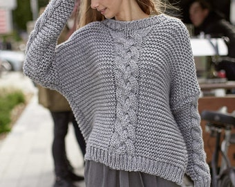 e4693f468 Minimalist GRAY sweater