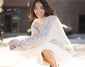 5e833c2dd5bf2a Minimalist BEIGE sweater