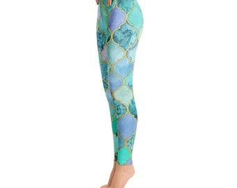 0e7c17a07f7118 Sexy Little Mermaid Leggings