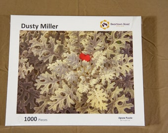 Jigsaw Puzzle, 1000 Piece, Dusty Miller, Made in USA