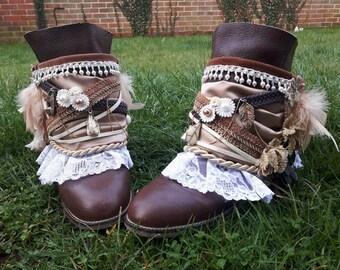 Hippie Chic Boots