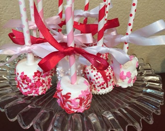 Mother's Day Chocolate Covered Marshmallows(1 Doz)/Office Parties/Thank You Gifts/Teacher's Gift/Bridal Showers/Weddings/Birthday