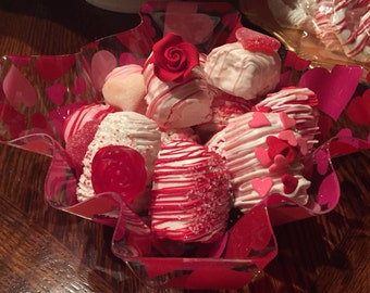 Mother's Day Chocolate Covered 1/2 Twinkies(20 per order)/Valentine's Day/Mother's Day/Teachers Gifts/Party Favors/Office Parties/Birthdays/