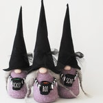 Witch  Nordic Gnome®  HALLOWEEN Coffee Cup Series - Coffee Bar Home Decor - Made in USA by NordiKatja