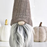 Handmade Nordic Gnome®, Scandinavian Home Decor, Nisse, Modern Home Decor, Sweater Gnome
