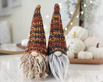 SMALL Nordic Gnome® Tomte, Scandinavian Autumn Home Decor, Thanksgiving Decoration