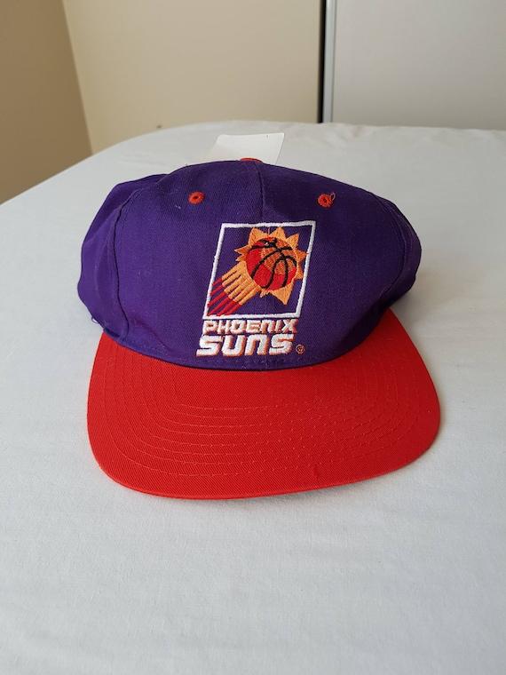 Vintage Phoenix Suns snapback 90 s Phoenix suns hat 90 s NBA  754c767170ed