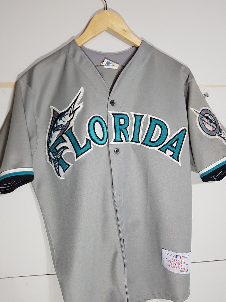 Vintage Florida Marlins jersey 90 s Marlins jersey 90 s CCM  30b54a627